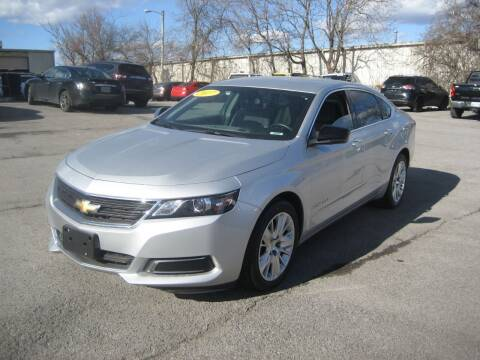 2017 Chevrolet Impala for sale at Import Auto Connection in Nashville TN