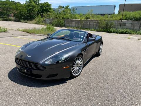 2006 Aston Martin DB9 for sale at Velocity Motors in Newton MA
