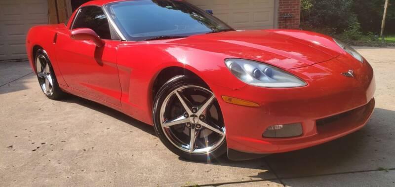 2011 Chevrolet Corvette for sale at Sinclair Auto Inc. in Pendleton IN