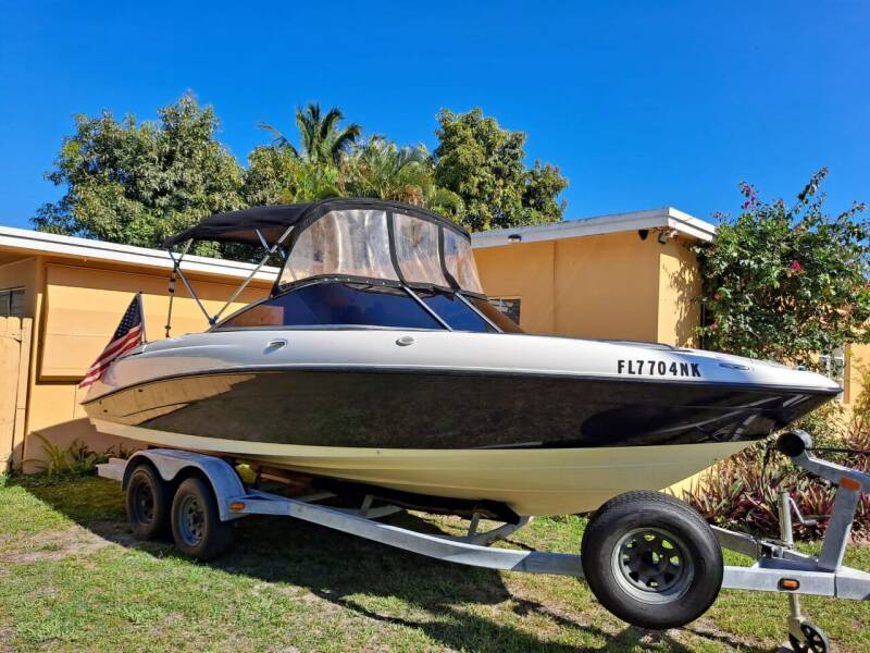 2016 Yamaha JET BOAT  for sale at AUTO ALLIANCE LLC in Miami FL