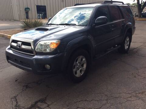 2007 Toyota 4Runner for sale at AROUND THE WORLD AUTO SALES in Denver CO