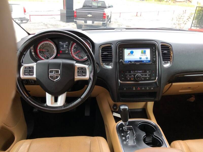 2011 Dodge Durango Citadel 4dr SUV - Decatur TX