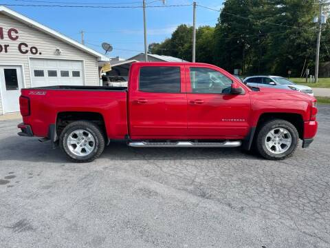 2017 Chevrolet Silverado 1500 for sale at Bic Motors in Jackson MO