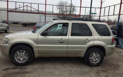 2005 Mercury Mariner for sale at HW Used Car Sales LTD in Chicago IL