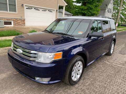 2011 Ford Flex for sale at Jordan Auto Group in Paterson NJ