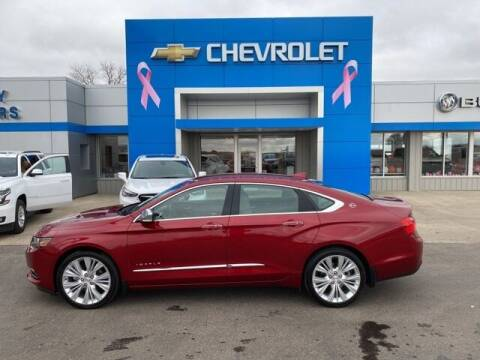 2018 Chevrolet Impala for sale at Finley Motors in Finley ND