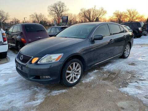 2006 Lexus GS 300 for sale at Downers Grove Motor Sales in Downers Grove IL