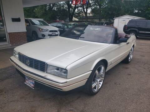 1992 Cadillac Allante for sale at New Wheels in Glendale Heights IL