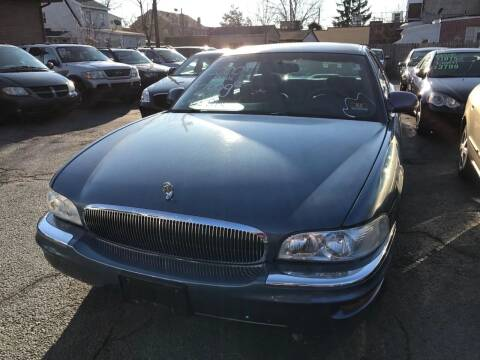 1998 Buick Park Avenue for sale at Chambers Auto Sales LLC in Trenton NJ