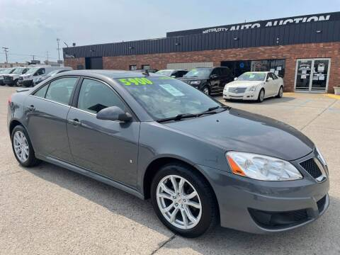 2009 Pontiac G6 for sale at Motor City Auto Auction in Fraser MI
