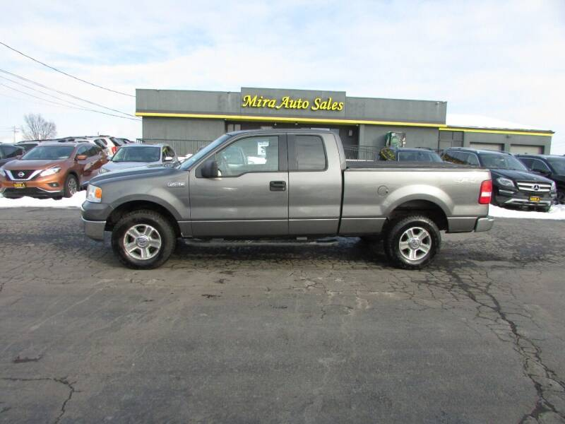 2005 Ford F-150 for sale at MIRA AUTO SALES in Cincinnati OH
