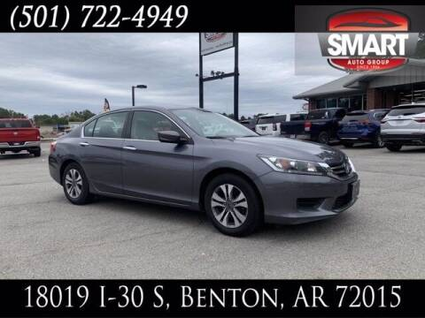 2015 Honda Accord for sale at Smart Auto Sales of Benton in Benton AR