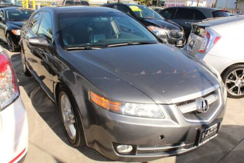 2008 Acura TL for sale at FJ Auto Sales in North Hollywood CA