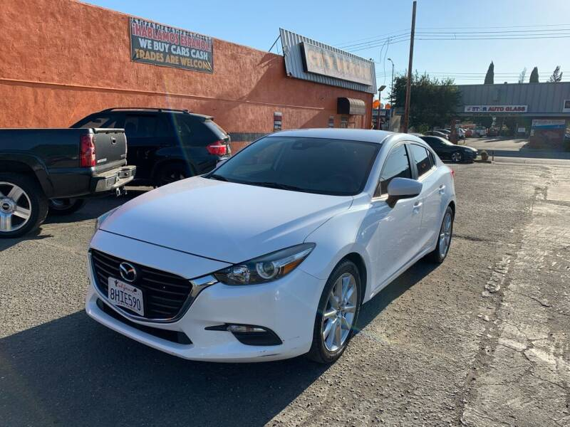 2017 Mazda MAZDA3 for sale at City Motors in Hayward CA