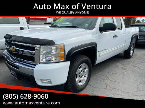 2009 Chevrolet Silverado 1500 for sale at Auto Max of Ventura in Ventura CA