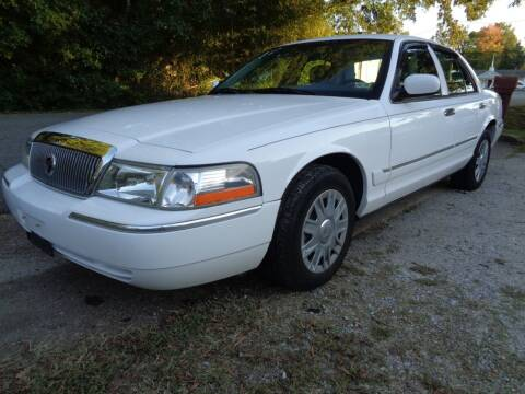 2005 Mercury Grand Marquis for sale at Liberty Motors in Chesapeake VA