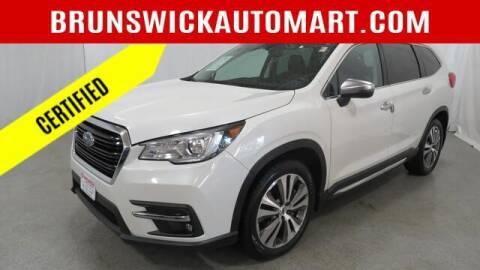 2019 Subaru Ascent for sale at Brunswick Auto Mart in Brunswick OH