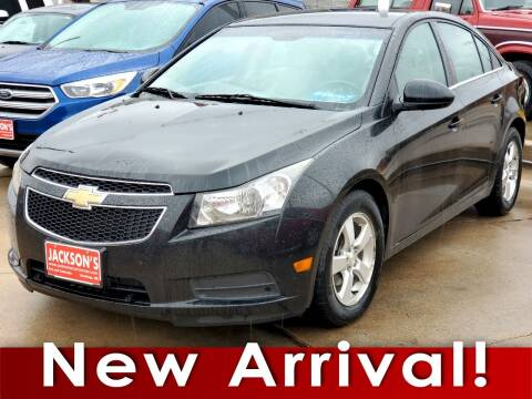 2011 Chevrolet Cruze for sale at Jacksons Car Corner Inc in Hastings NE