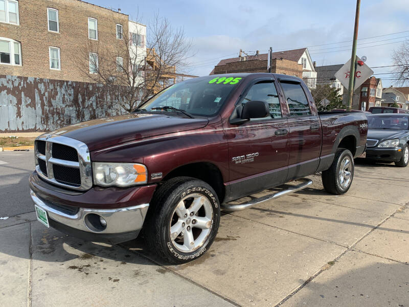 2005 Dodge Ram Pickup 1500 for sale at Barnes Auto Group in Chicago IL