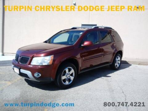 2007 Pontiac Torrent for sale at Turpin Dodge Chrysler Jeep Ram in Dubuque IA