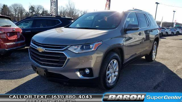 2018 Chevrolet Traverse for sale at Baron Super Center in Patchogue NY