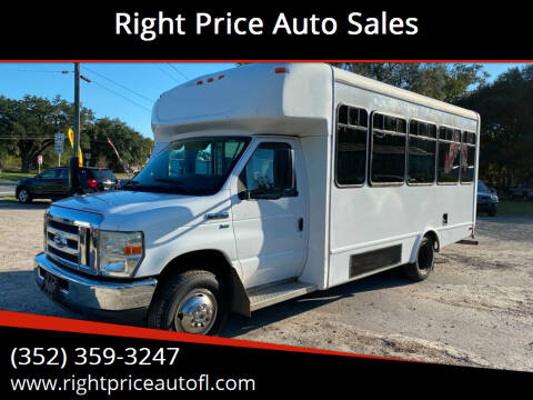 2013 Ford E-Series Chassis for sale at Right Price Auto Sales in Waldo FL