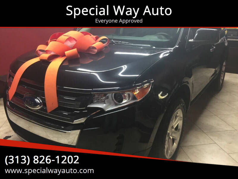 2011 Ford Edge for sale at Special Way Auto in Hamtramck MI