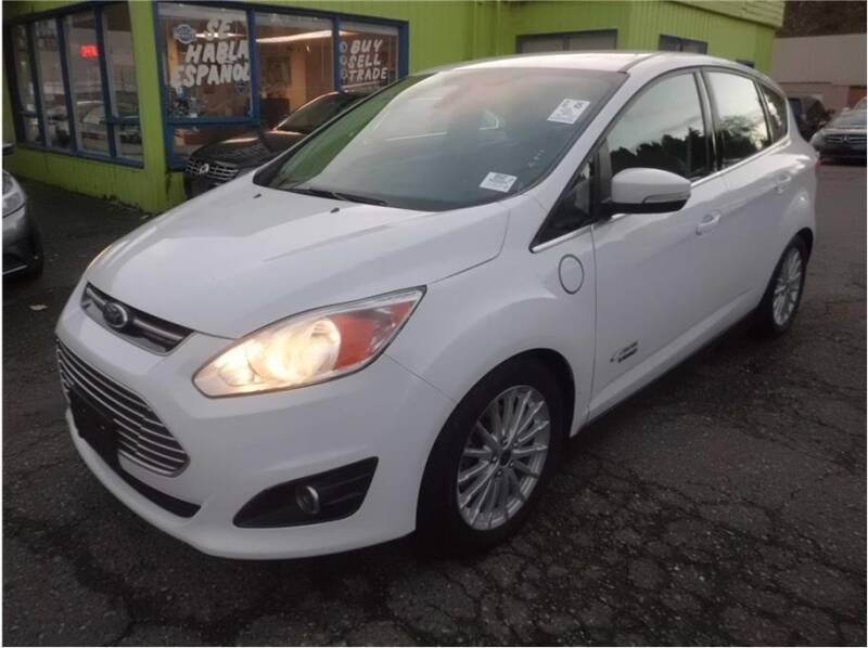 2014 Ford C-MAX Energi for sale at Klean Carz in Seattle WA