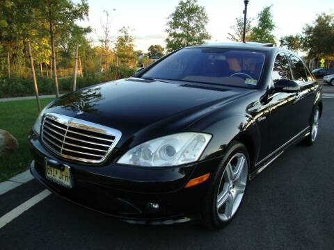2007 Mercedes-Benz S-Class for sale at Discount Auto Sales in Passaic NJ