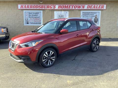 2019 Nissan Kicks for sale at Auto Martt, LLC in Harrodsburg KY