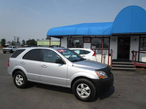 2007 Kia Sorento for sale at Jim's Cars by Priced-Rite Auto Sales in Missoula MT