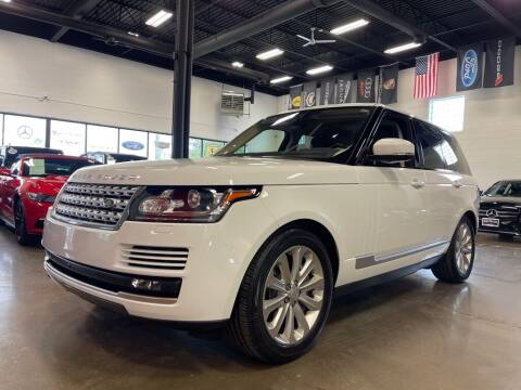 2017 Land Rover Range Rover for sale at CarNova in Sterling Heights MI
