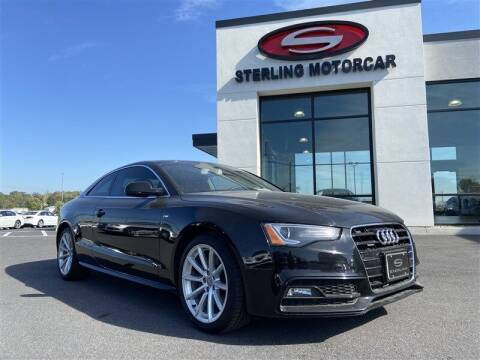 2016 Audi A5 for sale at Sterling Motorcar in Ephrata PA