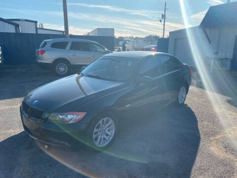 2007 BMW 3 Series for sale at Memphis Auto Sales in Memphis TN