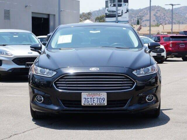 2015 Ford Fusion Hybrid for sale in Glendale, CA
