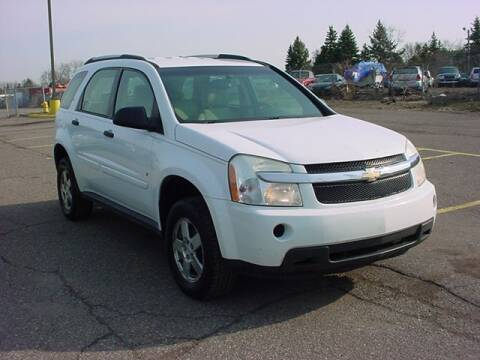 2009 Chevrolet Equinox for sale at VOA Auto Sales in Pontiac MI