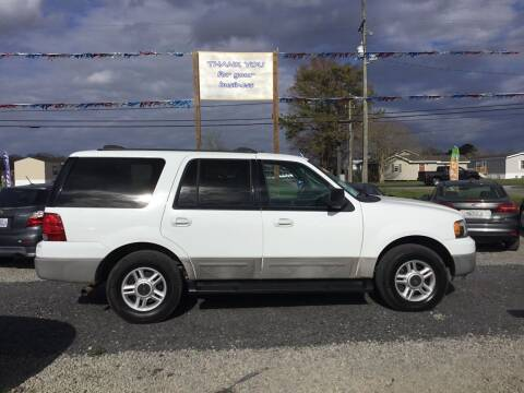 2003 Ford Expedition for sale at Affordable Autos II in Houma LA