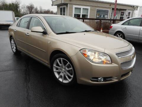2008 Chevrolet Malibu for sale at Integrity Auto Group in Langhorne PA