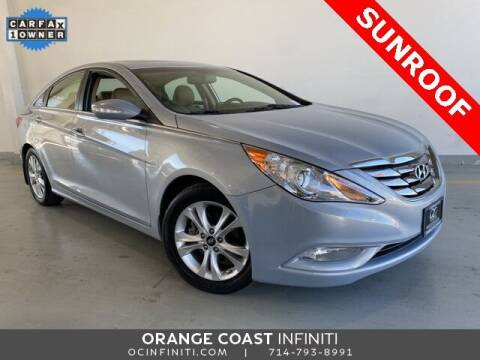 2011 Hyundai Sonata for sale at ORANGE COAST CARS in Westminster CA