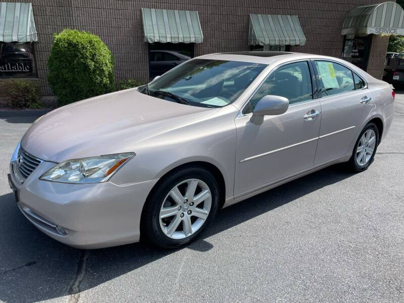2007 Lexus ES 350 for sale at Depot Auto Sales Inc in Palmer MA