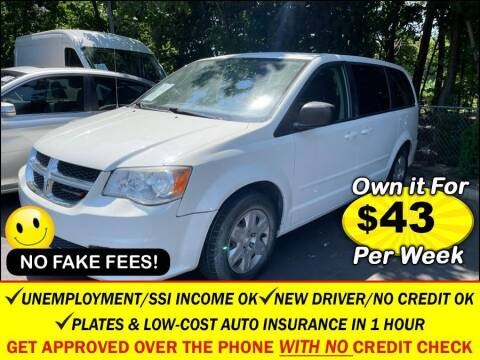 2012 Dodge Grand Caravan for sale at AUTOFYND in Elmont NY