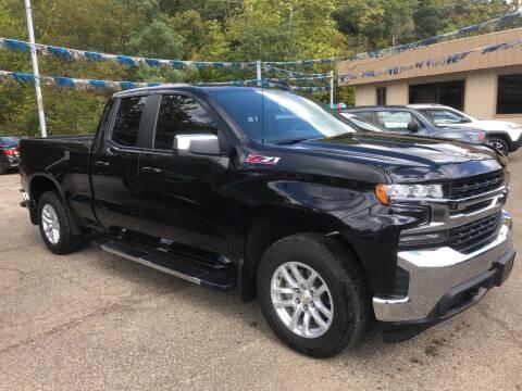 2019 Chevrolet Silverado 1500 for sale at Matt Jones Preowned Auto in Wheeling WV