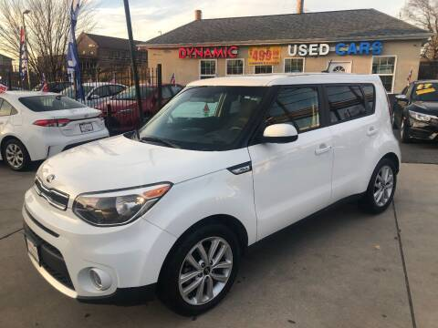 2018 Kia Soul for sale at DYNAMIC CARS in Baltimore MD