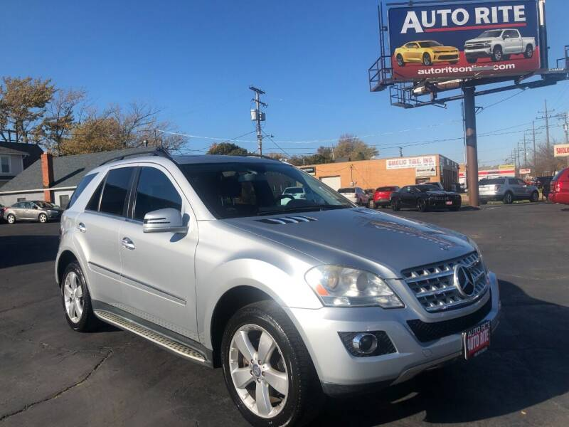 2011 Mercedes-Benz M-Class for sale at Auto Rite in Cleveland OH