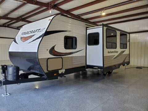 2018 Starcraft Autumn Ridge for sale at Hatcher's Auto Sales, LLC - Campers For Sale in Campbellsville KY