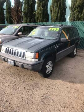 1993 Jeep Grand Cherokee for sale at Golden Coast Auto Sales in Guadalupe CA