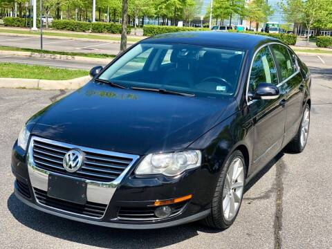 2008 Volkswagen Passat for sale at Supreme Auto Sales in Chesapeake VA