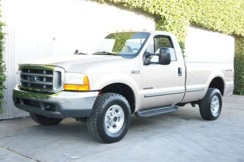 1999 Ford F-350 Super Duty for sale at CALIFORNIA AUTO DIRECT in Costa Mesa CA
