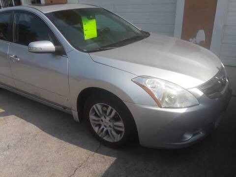 2011 Nissan Altima for sale at Autolistix LLC in Salem NJ