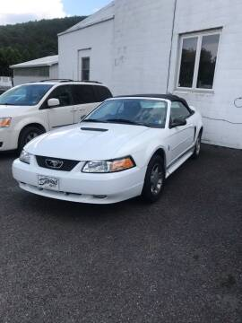 2000 Ford Mustang for sale at BUCKLEY'S AUTO in Romney WV